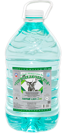 Минеральная вода Горячий ключ 5 литров